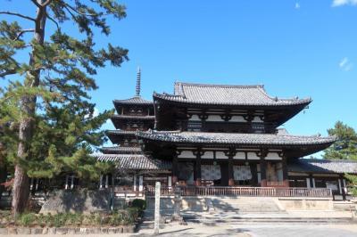 【2020国内】ANAトクたびマイル 往復6000マイルで行く奈良 ~Day2-3 奈良町&法隆寺~