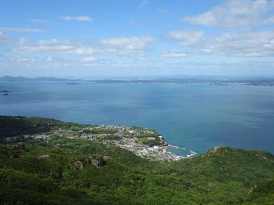 小豆島1泊2日観光(島宿真里泊) 2日目 島を観光。魅力ある島です。(2020年9月)