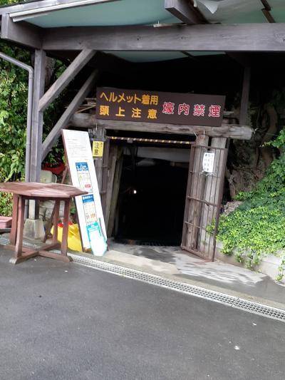 長野上山田1泊温泉旅行(5)杏子の里に立ち寄り、旧大本営地下壕を見て、帰京する。