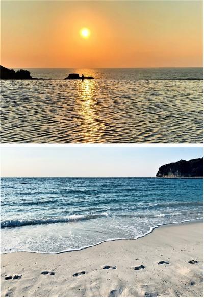 紀伊半島 ~ 瀬戸内しまなみ海道 2000kmドライブ(5)南紀白浜 、HOTEL SEAMORE、いけす円座