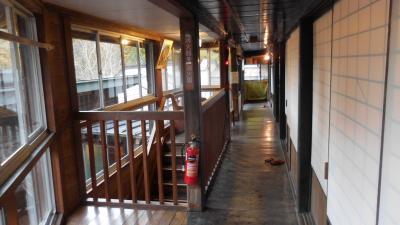 秋の山形、福島、宮城 秘湯と絶景ラインを巡る旅 2.滑川温泉で一晩のプチ湯治