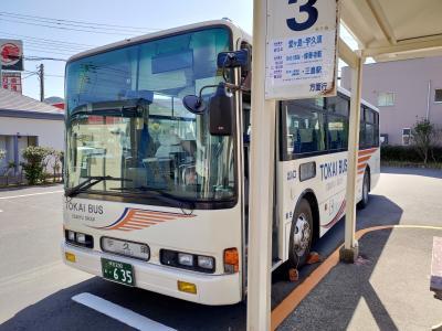 路線バスで山梨→伊豆の乗継を試みる(その5)