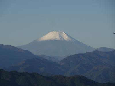 秋のウォーキング&温泉旅・その1.月例登山報告/高尾山。