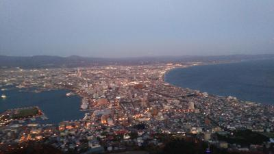 GoToTravelで行く函館・教会巡り2泊3日 1日目