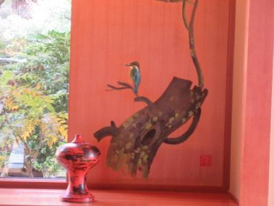 飯坂温泉歩き & GOTOに参加しない宿「御宿かわせみ」スイート宿泊 ②かわせみ