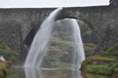 秋を彩る具だくさんの秘境『五家荘』。。。の前に通潤橋 放水シーンを見逃すな!