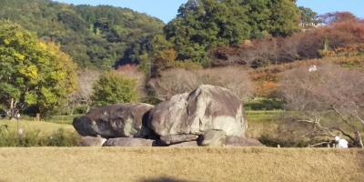 秋の奈良旅行(明日香から吉野山へ)