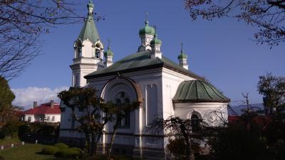 GoToTravelで行く函館・教会巡り2泊3日 3日目