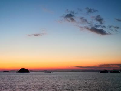 復路は『私が小豆島を旅する理由。』キャンペーン!でお得に乗船@小豆島福田港ー姫路港