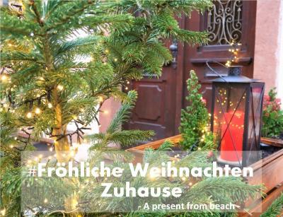 ドイツ クリスマスマーケットの旅 Weihnachten zu Hause(ダイジェスト・前編)