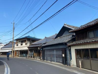 栃木・栃木市街歩き2020②~旧街道沿いの土蔵造りなどの歴史的町並み~