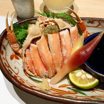 2020年11月①金沢&氷見1泊2日の旅☆1日目~香箱蟹食べ行こう!金沢の大満足なディナーと素敵なホテルバー♪