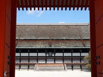 令和2年京都非公開文化財特別公開に行きました 3 (京都御所)