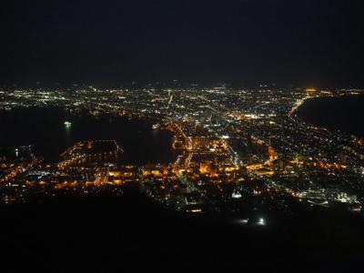 赤ちゃんと旅行(北海道函館)①