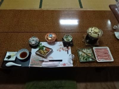 愛知県白鷺温泉白鷺館、花子とアンの白蓮の宿泊した宿