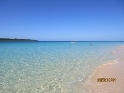 与那覇前浜ビーチ、八重干瀬、新城海岸 宮古島へ