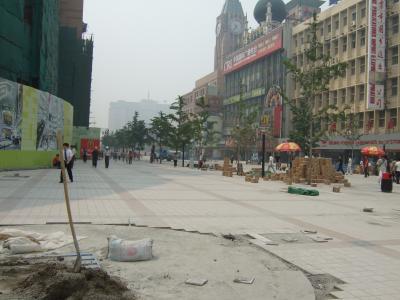 初めての北京、追憶の旧都