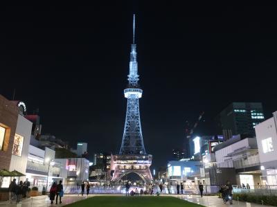 デパートついでに名古屋テレビ塔🗼
