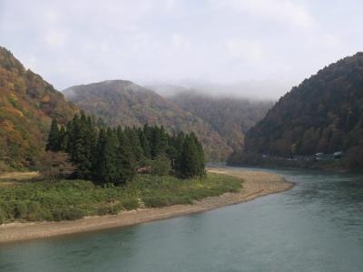 2020秋の東北 4: 最上川からおがち小町の郷