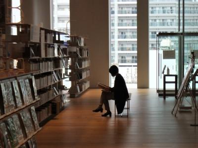 2020秋の東北18+北陸:富山 図書館と運河