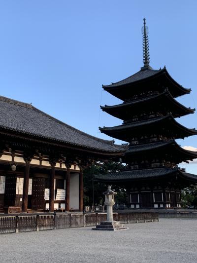 2020.11月 奈良 大人女子旅 奈良でこっそりタイムトリップする