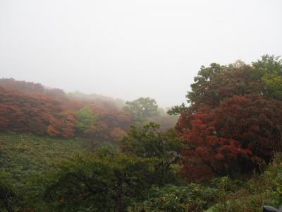 秋の那須旅行2日目