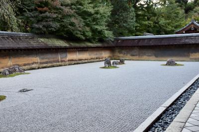 秋の京都・奈良散策②【北野天満宮・龍安寺】