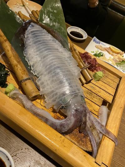 JAL   GoToトラベル日帰りプラン 福岡にイカを食べに行こう!