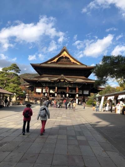 GOTOトラベルで大阪から信州の長野、上田へ