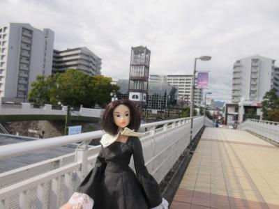 誕生日を他県で迎える旅・2日目~知勇と真緒の里帰り&大阪・新世界散策