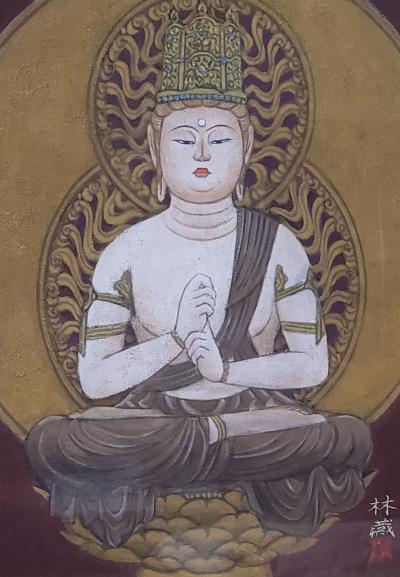 中尊寺へ 秘仏の謎を追って