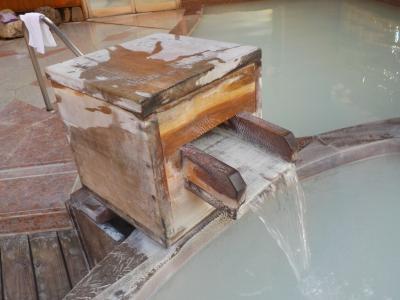名湯。登別温泉石水亭のんびり3泊。