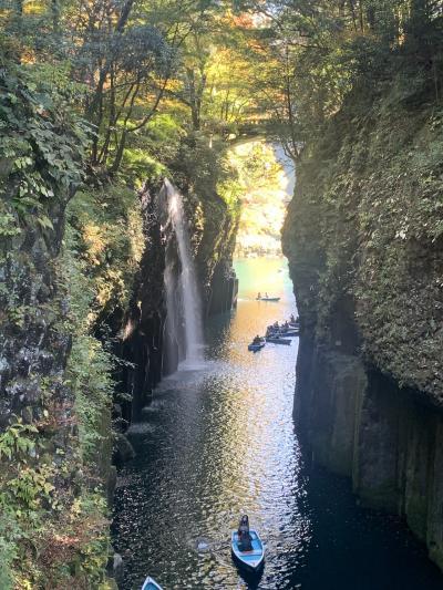 九州の旅9日目~青島神社、高千穂峡、岩戸神社