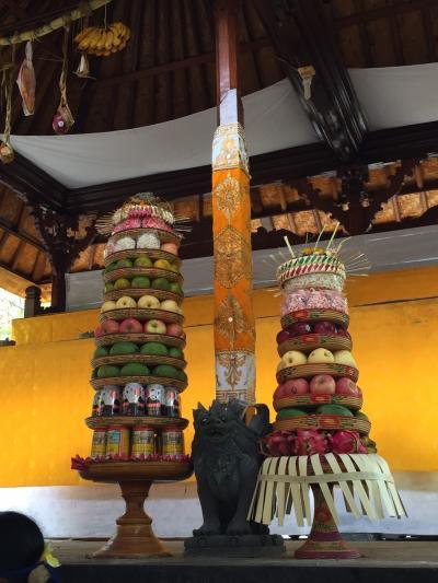 2020年11月3日 Ngusaba Sambah ceremoni 日本の祝日とバリのお祭りの日は重なっている日が多いですね