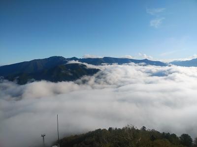 大雪山&美瑛2020秋旅行記 【9】黒岳&北鎮岳登山1(層雲峡~黒岳7合目)