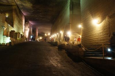 2020年8月 暑いから洞窟が涼しそうなので大谷資料館へ まるで地下宮殿か遺跡みたい!! ついでに餃子とロマンチック村と岩下の新生姜も