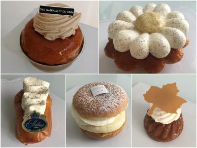 パリ:至福のケーキ屋巡り。ババ・オ・ラム★ベスト5