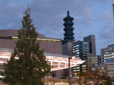 名古屋に五重塔が出現!?改修した名古屋テレビ塔と久屋大通公園を見物ウォーク