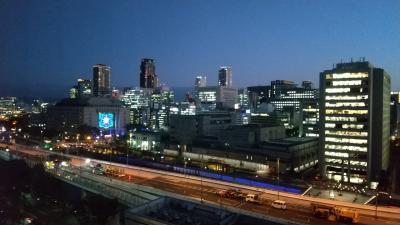 ANAクラウンプラザホテル大阪・・・例のプラン