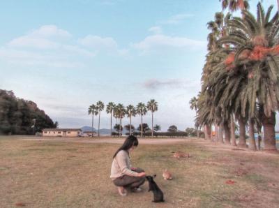 コロナ対策しつつ一人旅してきました ②大久野島・尾道編