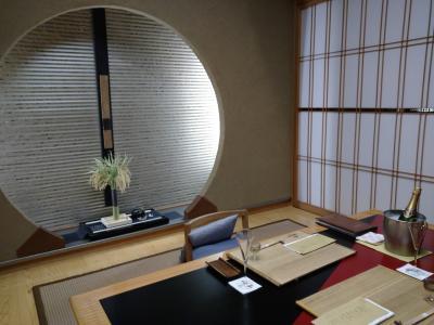 紅葉の水上、谷川岳その2 全室露天風呂付きの仙寿庵に泊まる