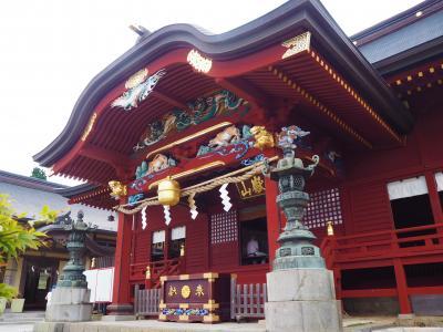 奥多摩のパワースポット武蔵御嶽神社へ参拝してきました