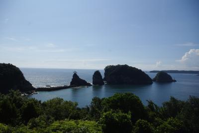 碧き島の宿 熊野別邸中の島  宿泊記