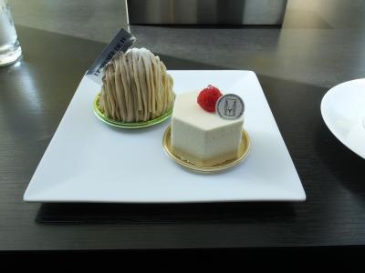 石川県金沢市◆カフェ『ルミュゼドゥアッシュ金沢』『Cafe甘本店』『cafe甘stand』◆2020/11/15・17・23
