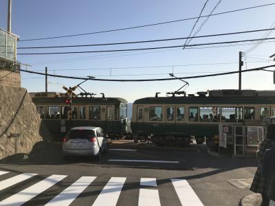 一日乗車券で「江ノ電」を満喫~江ノ島・湘南海岸・古都鎌倉を行ったり来たり。