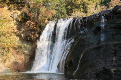 龍門の滝(栃木県那須烏山市)へ・・・