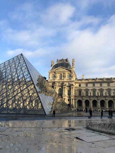 パリ市内観光!
