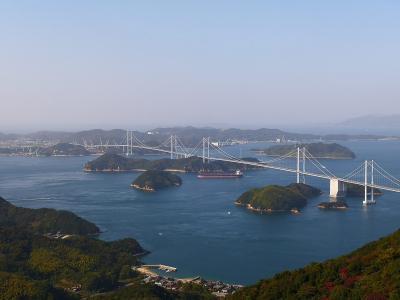 3日でしまなみ海道旅行*しまなみ海道周遊
