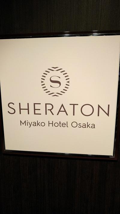 再再訪 シェラトン都ホテル大阪 チャレンジ十四日目