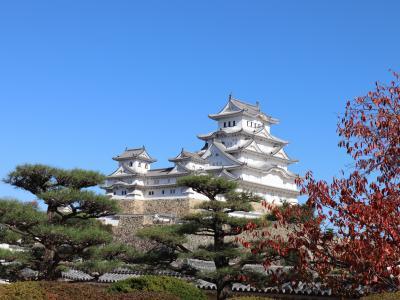 国宝姫路城と紅葉を楽しむ1泊2日旅行♪